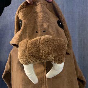 Cute Walrus Adult Onesie